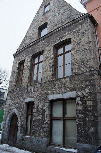 Immeuble, rue de l'Arbalète, 9