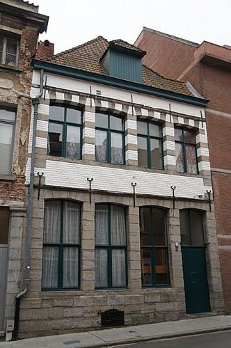 Immeuble, rue des Carliers, 20