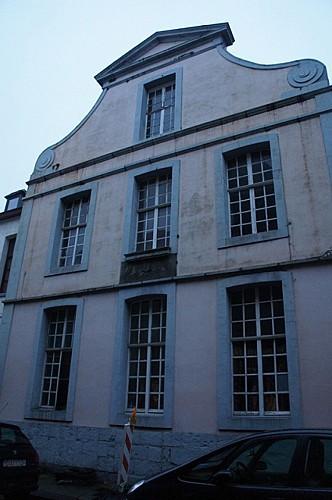 Immeuble, place Clovis, 12