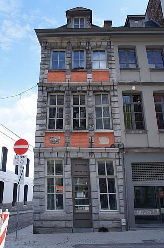 Immeuble, rue de la Cordonnerie, 2