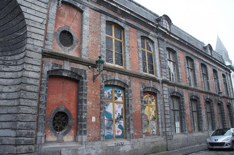 L'académie des Beaux-Arts