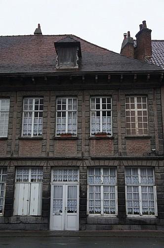 Maison, rue de Marvis, 57