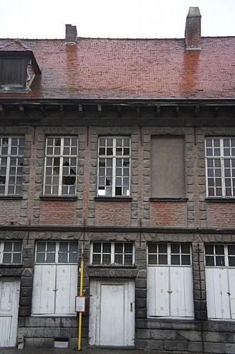 Maison, rue de Marvis, 67