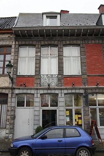 Maison, quai Notre-Dame, 20