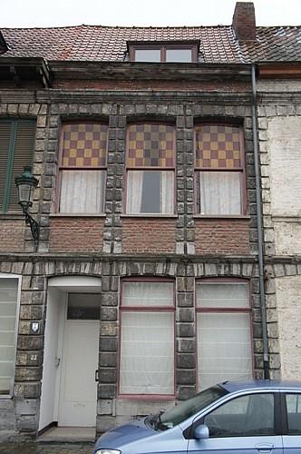 Maison, quai Notre-Dame, 22