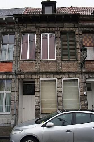 Maison, quai Notre-Dame, 23