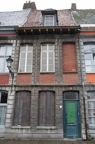 Maison, quai Notre-Dame, 29