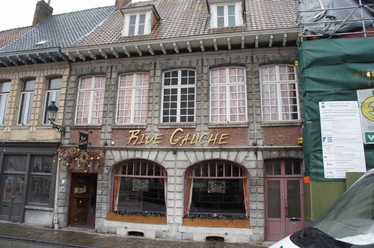 Maison, quai Notre-Dame, 36-37