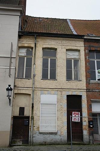 Immeuble, quai des Poissonsceaux, 8