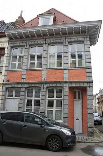 Maison, rue Roc Sainte-Nicaise, 15