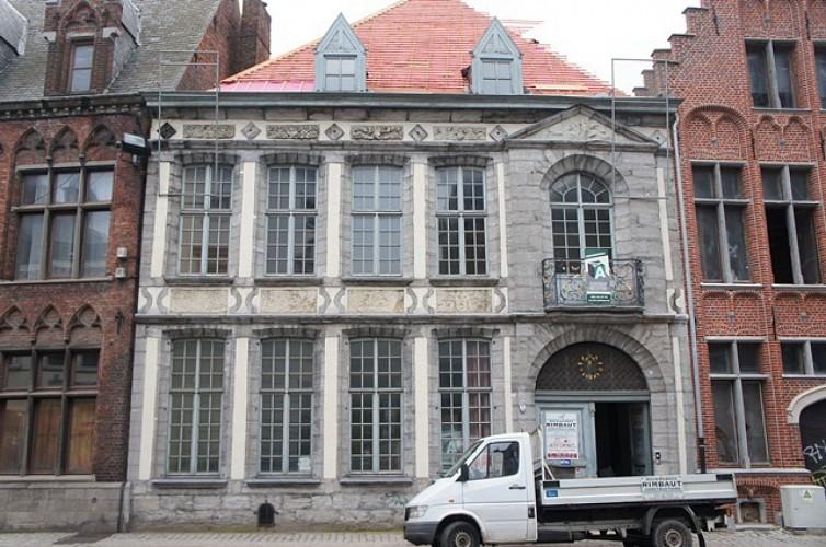 Hôtel de maître, rue Saint-Jacques, 17