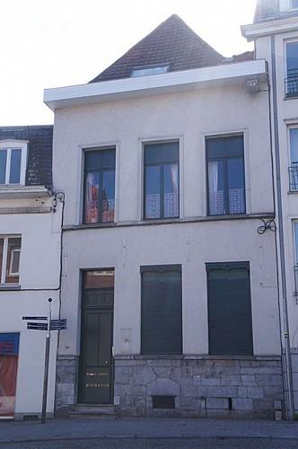 Maison, rue Saint-Martin, 24