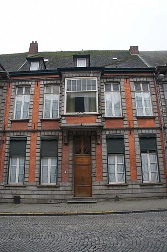 Immeuble, rue Saint-Martin, 56