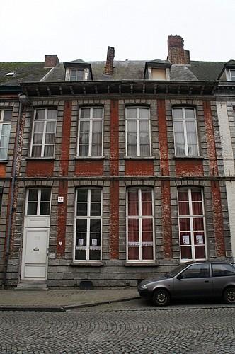 Immeuble, rue Saint-Martin, 58