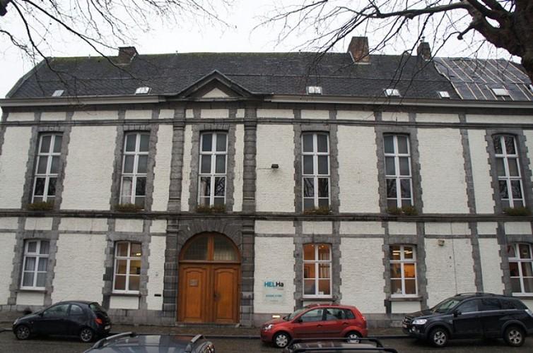 Immeuble, quai des Salines, 28