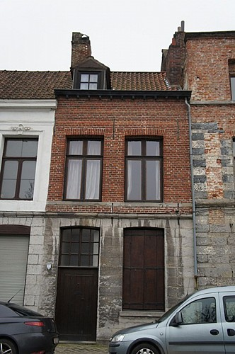 Immeuble, quai Taille-Pierres, 11