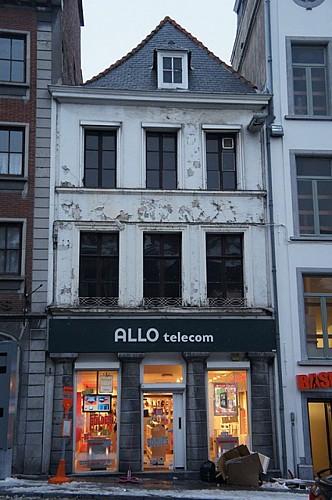 Immeuble, rue de la Tête d'Or, 3