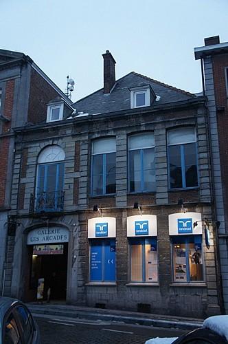 Immeuble, rue de la Tête d'Or, 7