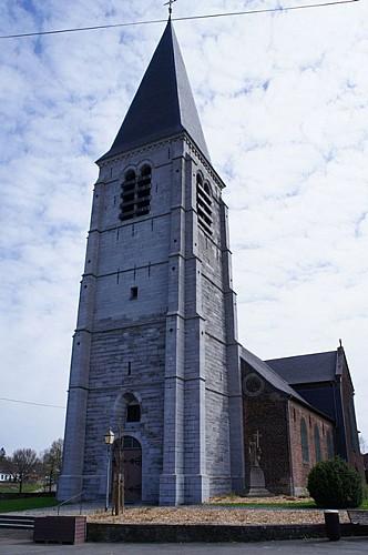 L'église Saint-Pierre de Béclers