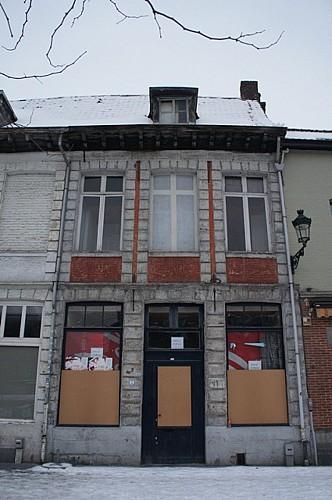 Immeuble, quai Marché-aux-Poissons, 11