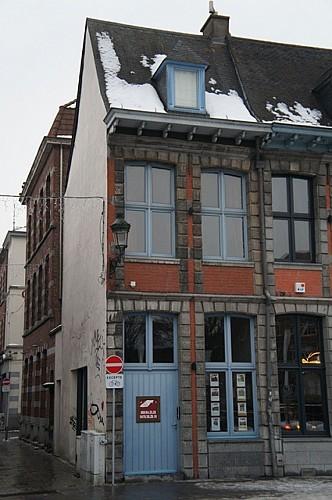 Immeuble, quai Marché-aux-Poissons, 18
