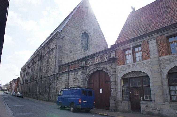 L'ancienne église des Croisiers