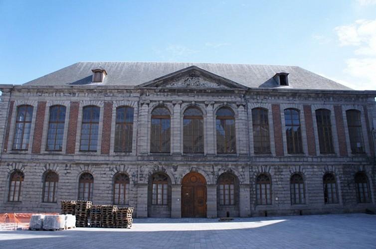 L'hôtel des Anciens Prêtres