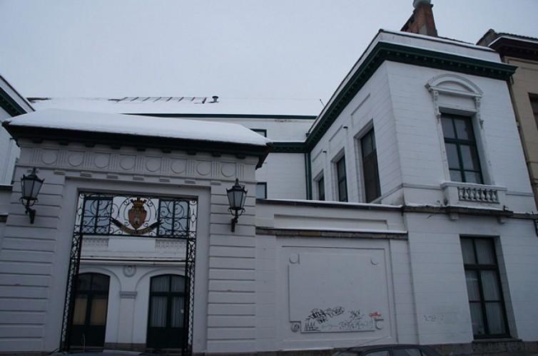 L'ancien hôtel des Pompiers