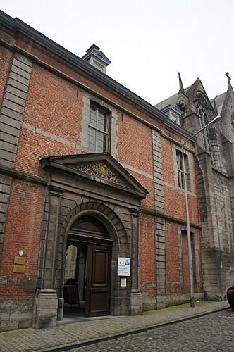 Le Grand séminaire, anciennement couvent des Jésuites