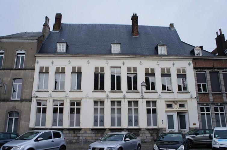 L'hôtel du Prince de la Tour d'Auvergne