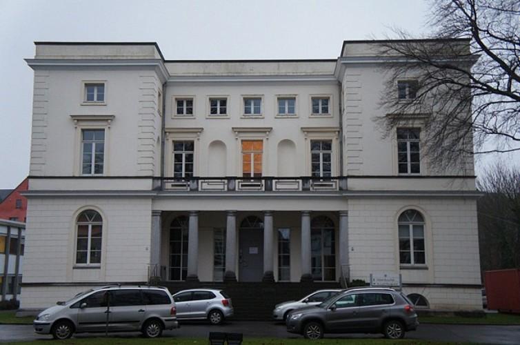 L'ancien hôtel Boucher