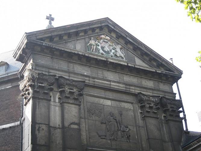 L'église du Saint-Sacrement