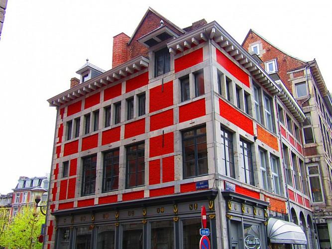 Immeuble, rue de Bex, 1-3