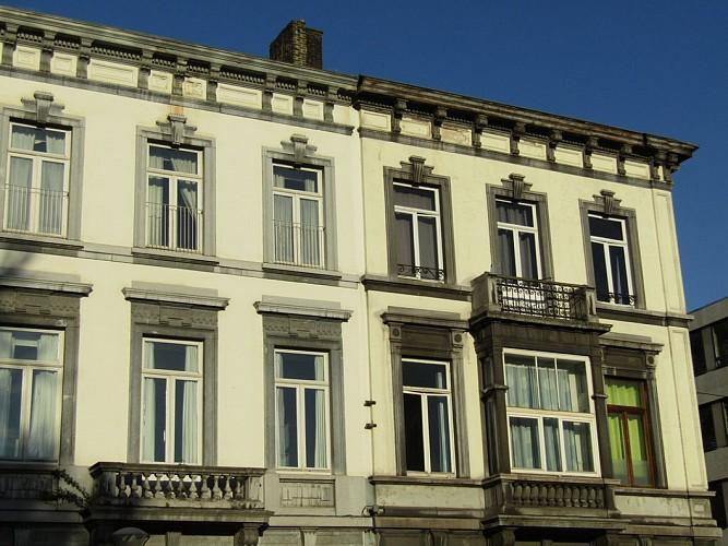 Immeuble, rue de Chestret, 1-3