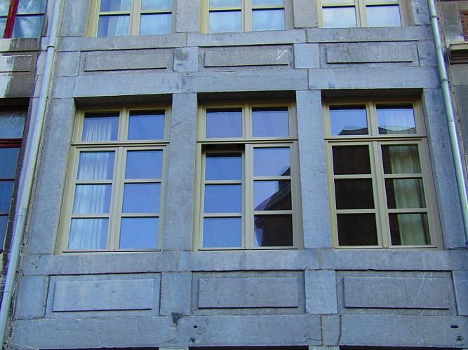 Immeuble, rue Delfosse, 13