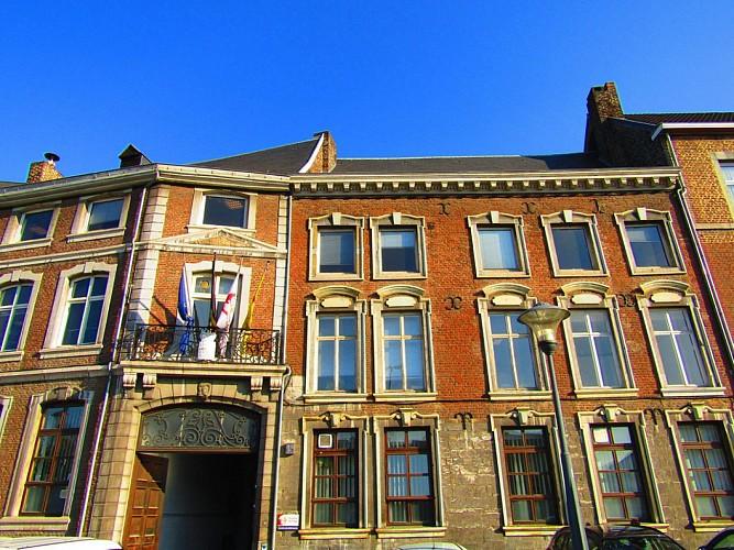 L'ancien hôtel des Flandres ou ancien hôtel Deslins