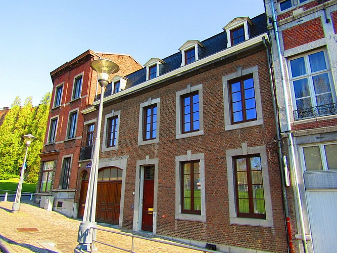 Habitation, rue Fond Saint-Servais, 22