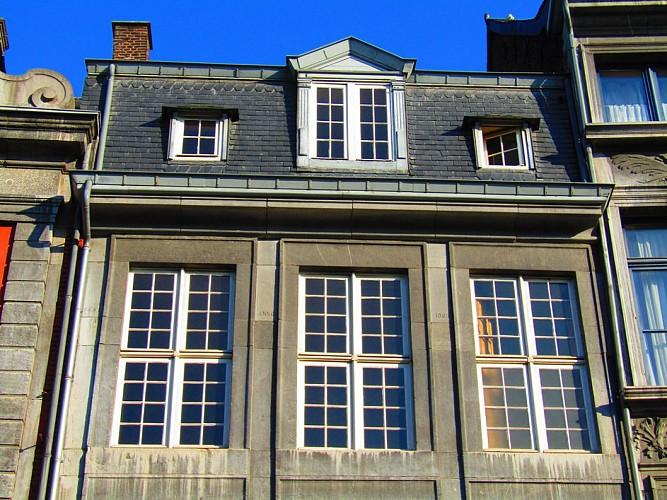 Immeuble, rue Hors-Château, 7