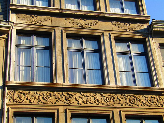 Immeuble, rue Hors-Château, 9