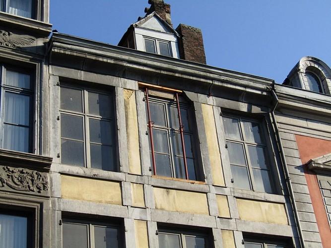 Immeuble, rue Hors-Château, 11