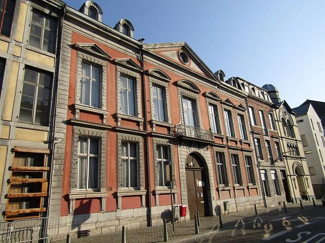 L'ancien hôtel de Stockem de Heers