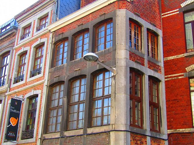 Immeuble, rue Hors-Château, 16