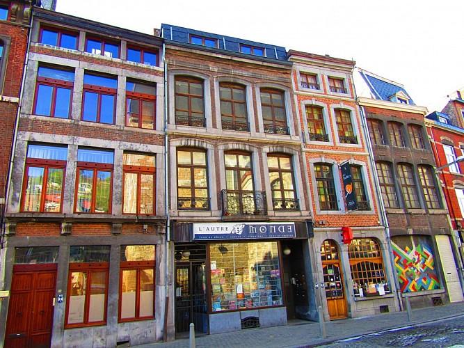 Immeuble, rue Hors-Château, 18