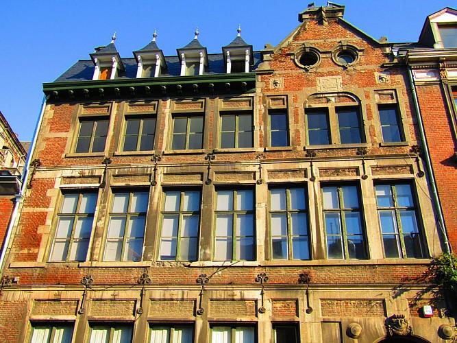 L'ancien hôtel de Loets de Trixhe