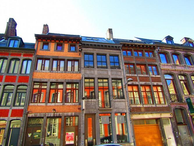 Immeuble, rue Hors-Château, 34