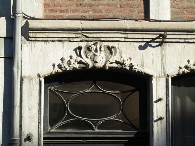 Immeuble, rue Hors-Château, 41