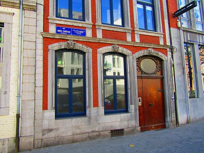 Immeuble, rue Hors-Château, 54