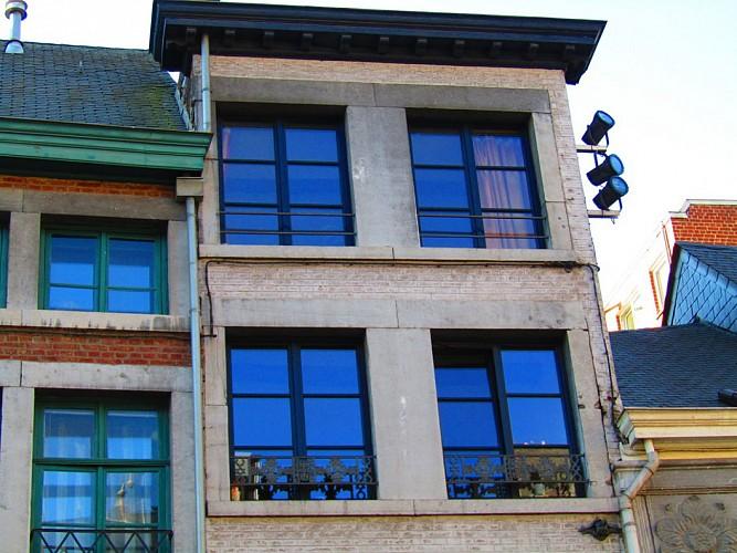 Immeuble, rue Hors-Château, 66