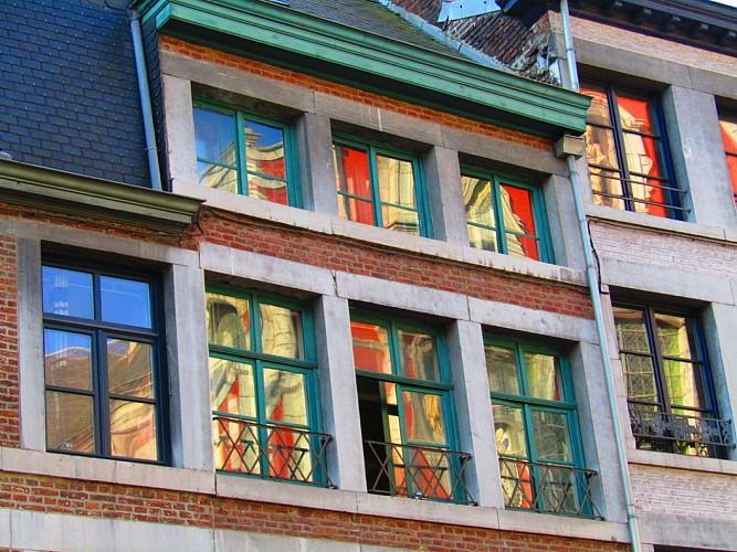 Immeuble, rue Hors-Château, 68