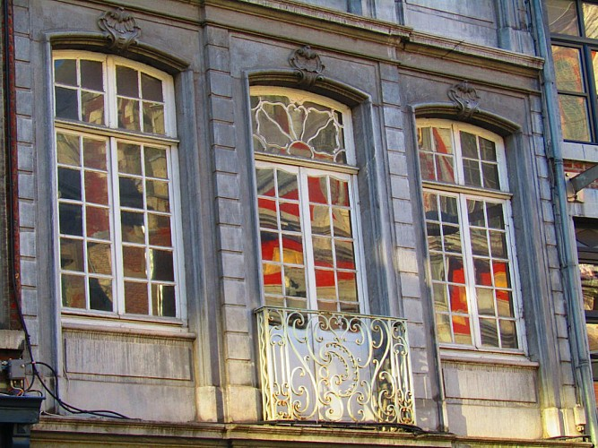 Immeuble, rue Hors-Château, 72